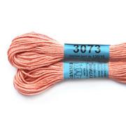 Мулине х/б 8 м Гамма, 3073 персик