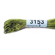Мулине х/б 8 м Гамма, 3175 оливковый