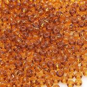 Бисер Preciosa Чехия (уп. 5 г) 10090 св.-коричневый прозрачный