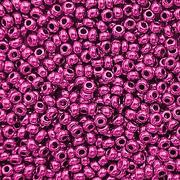 Бисер Preciosa Чехия (уп. 5 г) 18525 розовый металлик