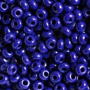 Бисер Preciosa Чехия (уп. 5 г) 33060 синий