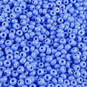 Бисер Preciosa Чехия (уп. 5 г) 34020 св.-синий радужный