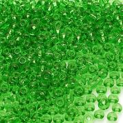 Бисер Preciosa Чехия (уп. 5 г) 50100 св.-зеленый прозрачный