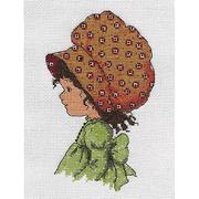Набор для вышивания Кларт 8-145 «Крошка Пэт» 11*17см