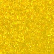 Бисер Preciosa Чехия (уп. 5 г) 80010 желтый прозрачный