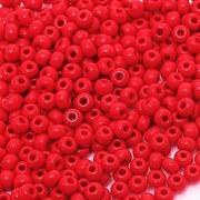 Бисер Preciosa Чехия (уп. 5 г) 93170 красный