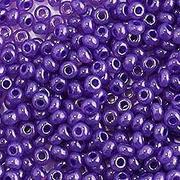 Бисер Preciosa Чехия (уп. 10 г) 17328 фиолетовый перламутровый