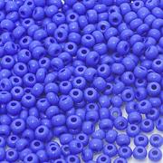 Бисер Preciosa Чехия (уп. 10 г) 33040 св.-синий