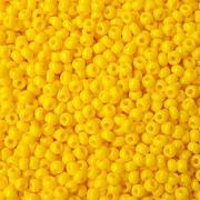Бисер Preciosa Чехия (уп. 10 г) 83130 желтый