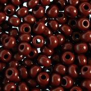 Бисер Preciosa Чехия (уп. 10 г) 93300 коричневый