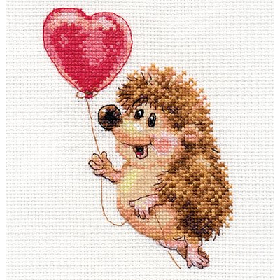 Набор для вышивания Алиса 0-132 «На седьмом небе» 10*13 см в интернет-магазине Швейпрофи.рф