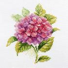 Набор для вышивания Алиса 0-137 «Гортензия» 12*12 см
