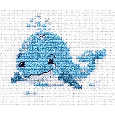 Набор для вышивания Алиса 0-162 «Китенок» 6*7 см в интернет-магазине Швейпрофи.рф