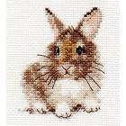 Набор для вышивания Алиса 0-170 «Крольчонок» 9*5 см