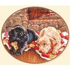 Набор для вышивания Алиса 1-06 «Джим и Бим» 30*24 см