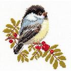 Набор для вышивания Алиса 1-12 «Синичка» 15*14 см