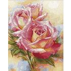 Набор для вышивания Алиса 2-31 «Розовые мечты» 28*36 см