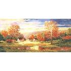 Набор для вышивания Алиса 3-05 «Золотая осень» 40*21 см