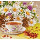 Набор для вышивания Алиса 5-13 «Полуденный чай» 18*18 см