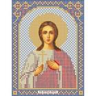 Набор для вышивания бисером «Русская сказка МКН-015 Св Вера» 12*16 см