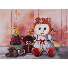 Набор для вышивания бисером Hobby&Pro БН-3123 «Игрушки для Алисы» 33*30 см
