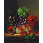 Набор для вышивания бисером Panna БН-5003 «Завтрак аристократа» 29,5*35 см