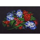 Набор для вышивания бисером Panna БН-5006 «Букет ирисов» 36,5*22 см