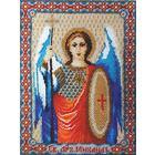 Набор для вышивания бисером Panna ЦМ-1017 «Архангел Михаил» 20*27 см
