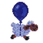 Набор для вышивания бисером Бисеринка Б-0004 «Овечка» 8*11 см