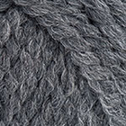 Пряжа Альпин альпака (Alpine Alpaca), 150 г / 120 м, 436 серый
