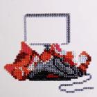 Набор для вышивания бисером Бисеринка Б-0067 «Кот с мышкой» 12*11 см