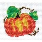 Набор для вышивания бисером Кларт 7-110 «Тыковка» 5*6 см
