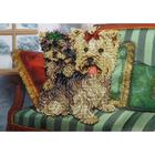 Набор для вышивания бисером Краса и творчество «Непоседы» 20,9*29,9 см