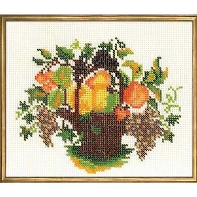 Набор для вышивания бисером Кроше В-076 «Романтика» 24*21 см в интернет-магазине Швейпрофи.рф