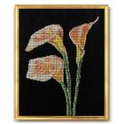 Набор для вышивания бисером Кроше В-141 «Торжество грации (каллы)» (снят) 26*32 см