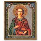 Набор для вышивания бисером Кроше В-159 «Св. Целитель Пантелеймон» 19*23 см