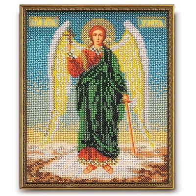 Набор для вышивания бисером Кроше В-160 «Ангел-Хранитель» 18*22 см в интернет-магазине Швейпрофи.рф