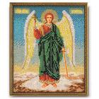 Набор для вышивания бисером Кроше В-160 «Ангел-Хранитель» 18*22 см