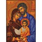 Набор для вышивания бисером Кроше В-188 «Святое Семейство» 19*26 см