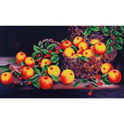 Набор для вышивания бисером МК Б-267 «Яблочный спас» 46*27 см