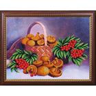 Набор для вышивания бисером МК Б-294 «Осенний натюрморт» 39*29 см