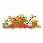 Набор для вышивания бисером МП 4521/Б «Яблочный аромат» (снят) 41*16 см