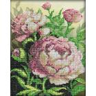 Набор для вышивания бисером Паутинка Б-1216 «Нежность утра» 20*25 см