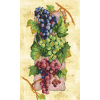 Набор для вышивания бисером Паутинка Б-1229 «Виноград» 25*40,5 см
