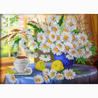 Набор для вышивания бисером Паутинка Б-1260 «Утренний чай» 38*28 см