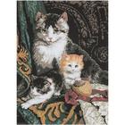 Набор для вышивания Гелиос АА-016 «Дружная семья» 30*40 см