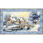 Набор для вышивания Золотое руно ЛП-026 «Зимний закат»