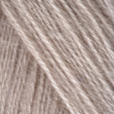 Пряжа Ангора де люкс (Angora De Luxe), 100 г/ 520 м, 00033 бежевый в интернет-магазине Швейпрофи.рф