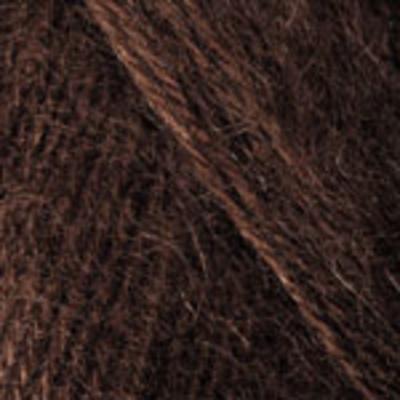 Пряжа Ангора де люкс (Angora De Luxe), 100 г/ 520 м, 00116 коричневый в интернет-магазине Швейпрофи.рф