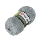 Пряжа Ангора де люкс (Angora De Luxe), 100 г/ 520 м, 00282 св.-серый